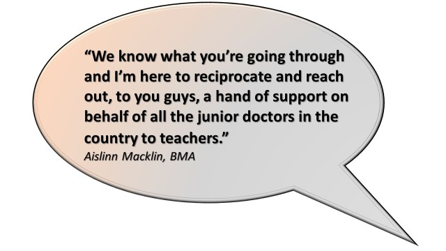 Quotes from Rally BMA