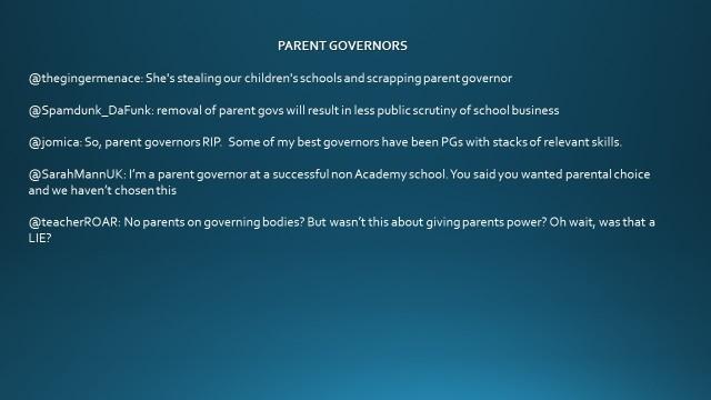 TNN Parent Governors