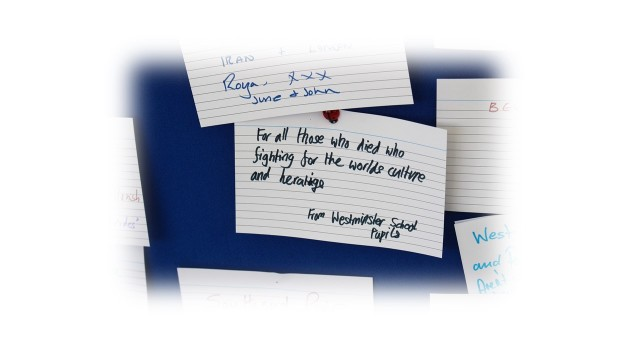 Westminster School note